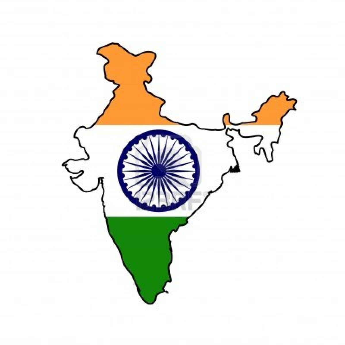 9320566-illustration-of-the-india-flag-on-map-of-country-isolated-on-white-background