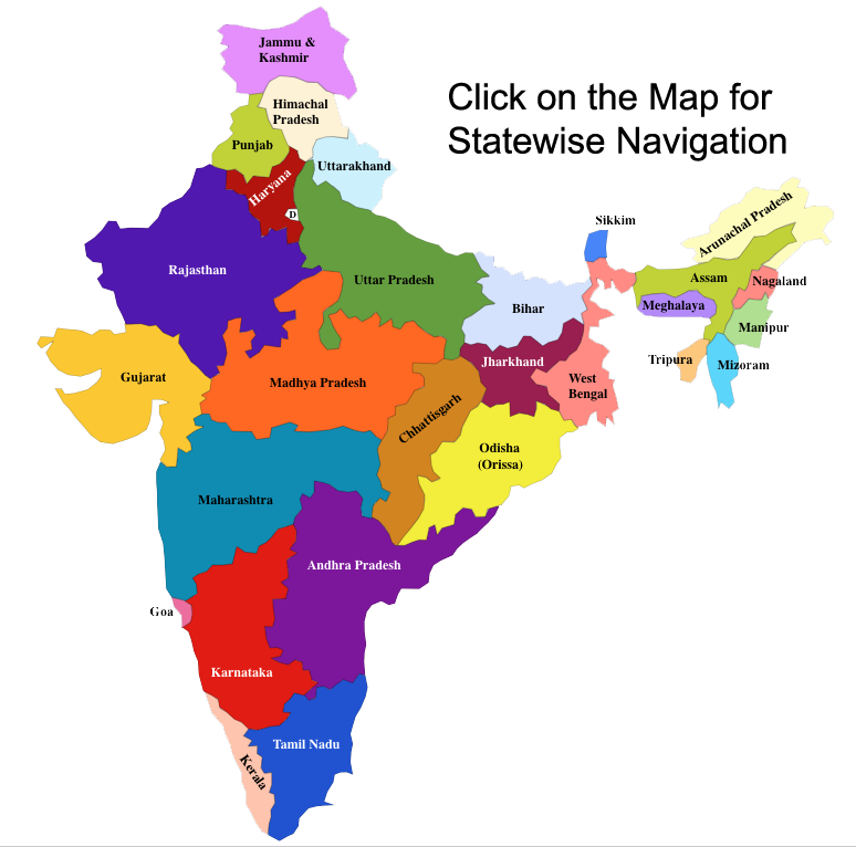 India States Map 2016.Election Results Live 2016 Assembly Election Results India Indian