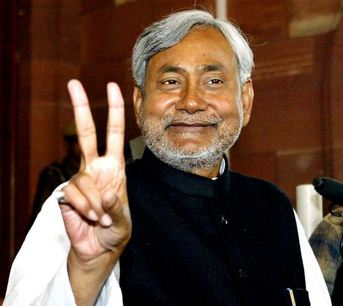 BJP wants to divide Jharkhand society with non-tribal CM: Nitish