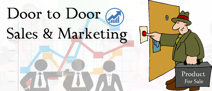 door to door marketing